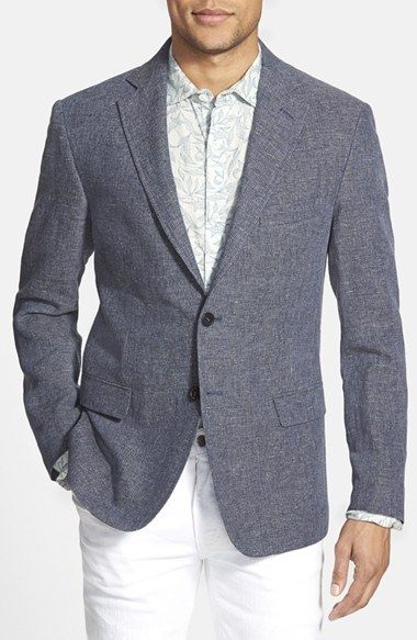 Men's Billy Reid 'Lexington' Two Button Blazer