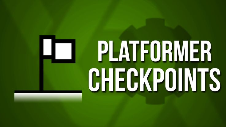 4 - Game Maker Studio: Checkpoints Tutorial [Platformer]