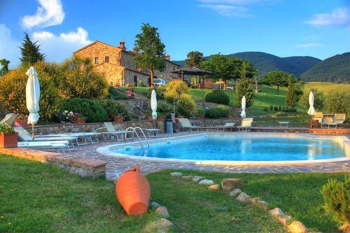 Ferienwohnung im Agriturismo mit Pool (3)