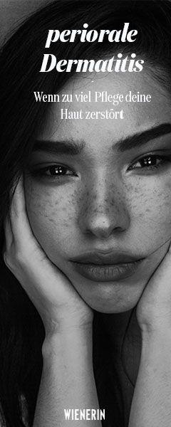 Rötungen, Pusteln und schuppige Flecken rund um den Mund können ein Zeichen für periorale Dermatitis sein. Die Hautkrankheit trifft Frauen, die sich besonders intensiv pflegen.