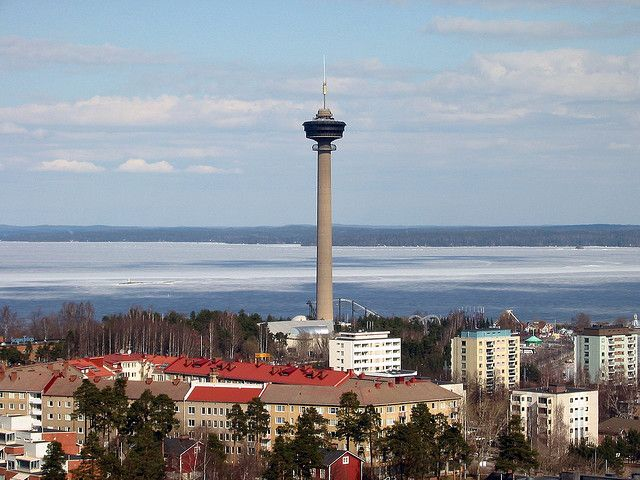 Näsinneula Tampere Finland