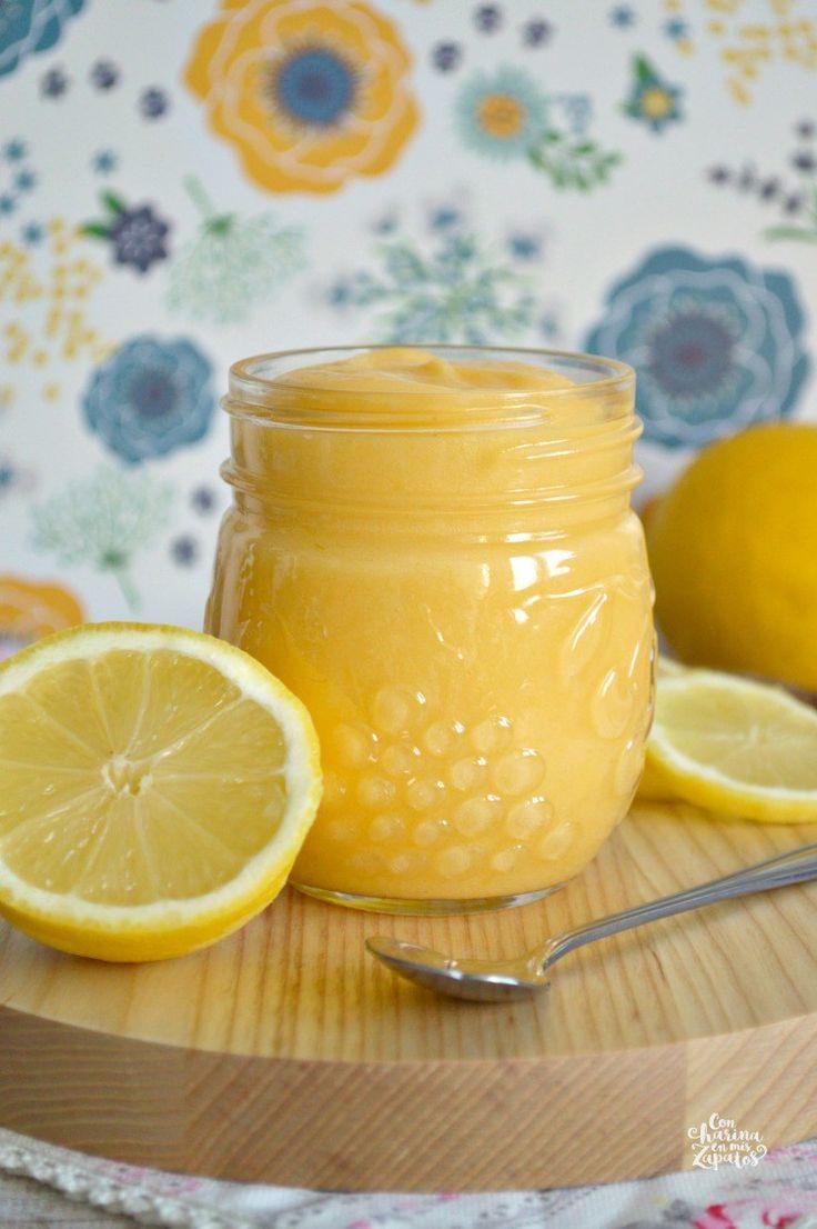 Lemon Curd | CON HARINA EN MIS ZAPATOS