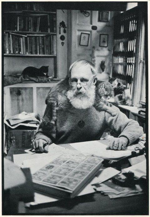 America's Greatest Goth Eccentric: Why Edward Gorey Never Goes Out of Style