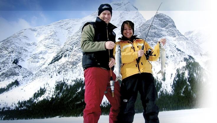 Ice Fishing - http://ow.ly/8IPI1