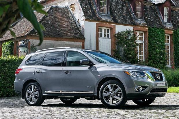 Nissan Pathfinder : premier véhicule hybride produit en Russie