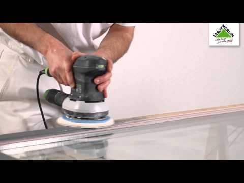 Ανακαινίζω ξύλινες πόρτες και παράθυρα - YouTube