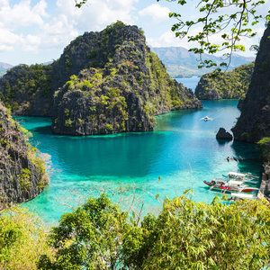 Why to go: This one of the Philippines' more than 7,000 islands packs in beautiful seascapes and a wealth of opportunities for outdoor adventure. It's also home to one of the new seven wonders of the world—the Puerto Princesa Subterranean River—a five-mil