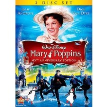 Always wanted her for a nanny...: Disney Movies, Walt Disney, Waltdisney, Poppins 1964, Mary Poppins, Disneymovi, July Andrew, 45Th Anniversaries, Favorit Movies