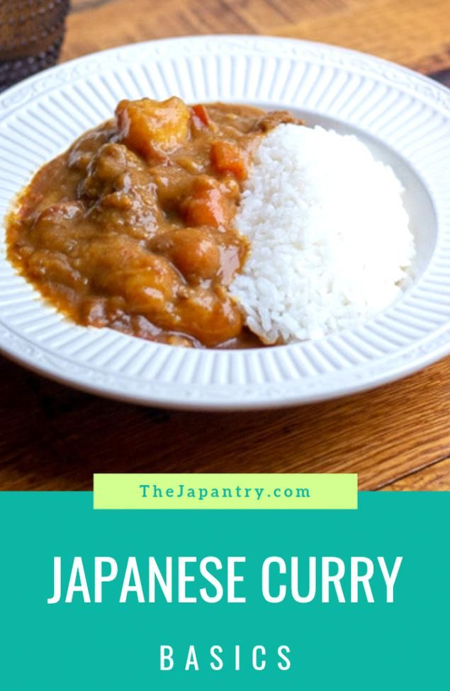 Basics Of Japanese Curry The Japantry In 2020 Easy Japanese Recipes Easy Asian Recipes Japanese Cooking