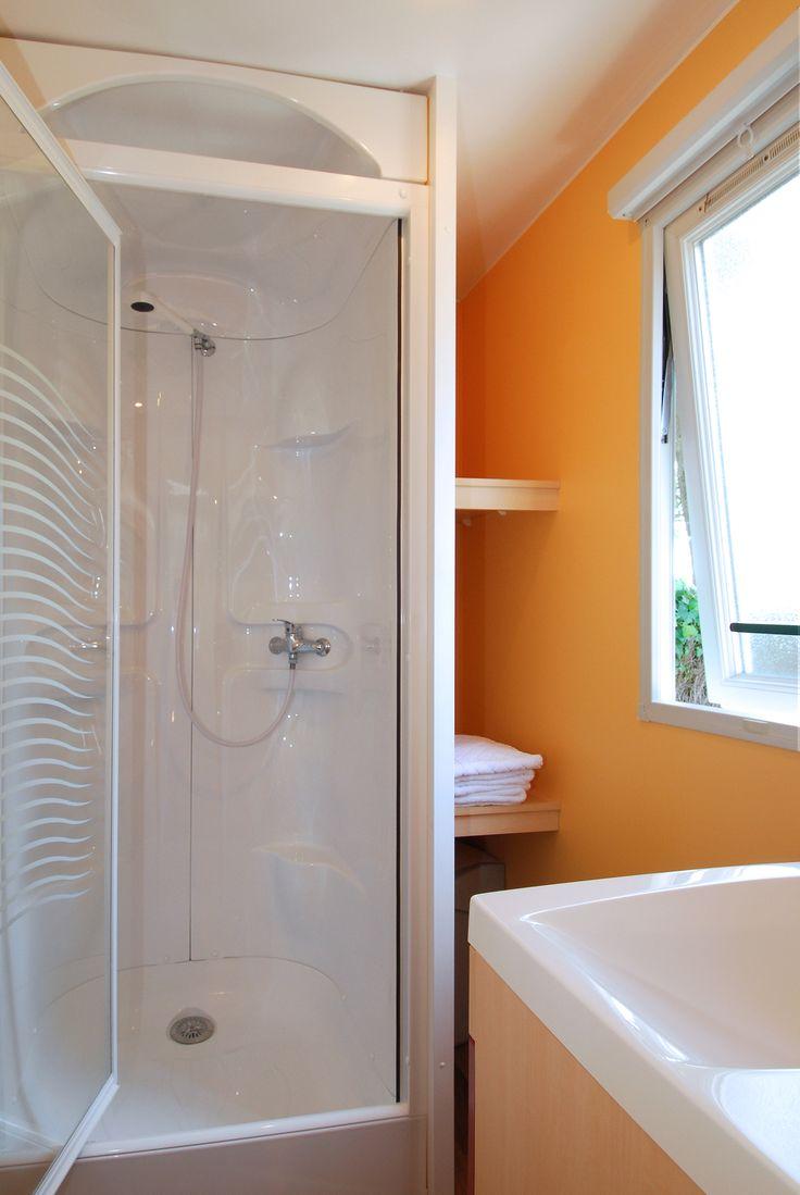 Salle de bain  mobilhome 'Titania'