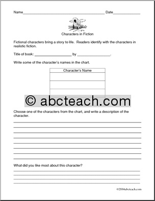 Book Report Forms- Magic treehouse forms and blank forms