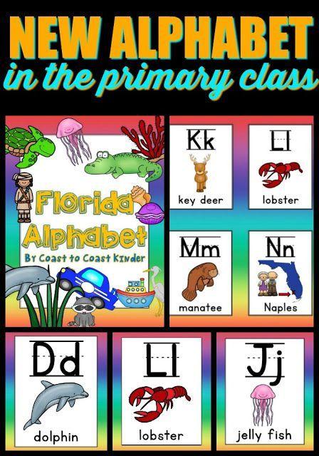 Kids Florida Alphabet Song