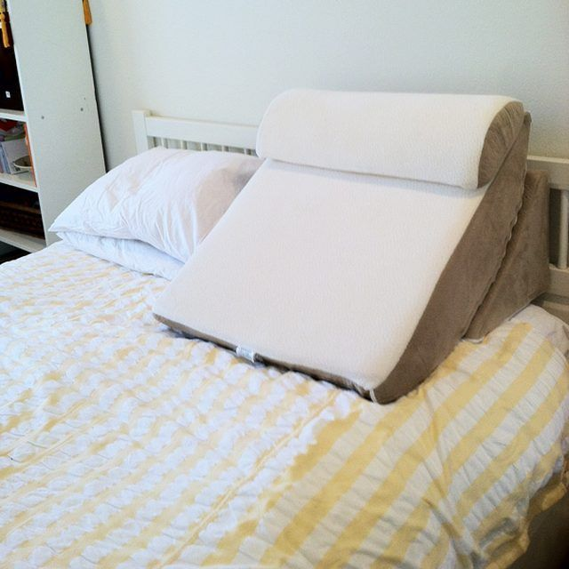 necessities to buy wedge pillow preparing for a mastectomy