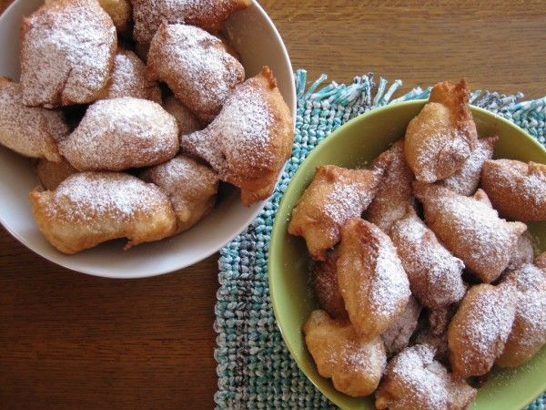 """It's a tradition in Slovenia, that every year at the end of winter, we like to bake these little treats called """"miške"""", which means mice. Mice are easy to make and absolutely wonderful. Ingredients..."""