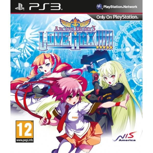 Arcana Heart 3 Love Max!!!!! PS3 Game | http://gamesactions.com shares #new #latest #videogames #games for #pc #psp #ps3 #wii #xbox #nintendo #3ds