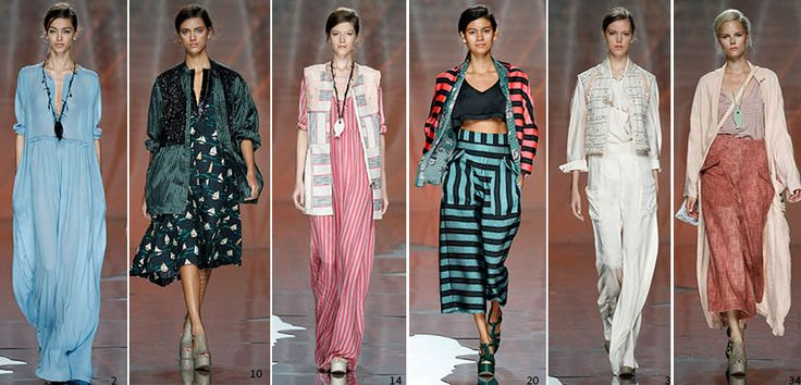 Ailanto, moda española Primavera-Verano 2015 - http://www.mujercosmopolita.com/ailanto-moda-espanola-primavera-verano-2015.html