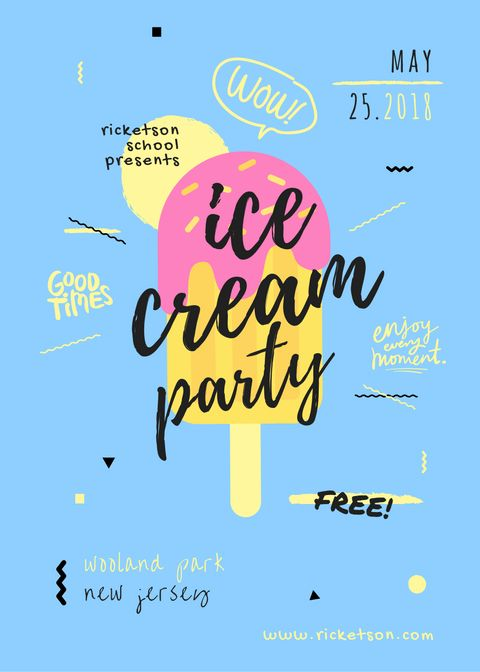 25+ best ideas about Ice cream poster on Pinterest | Ice cream ...