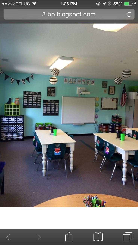 Classroom Paint Decor : Pin by liz carlson on classroom organization and decor