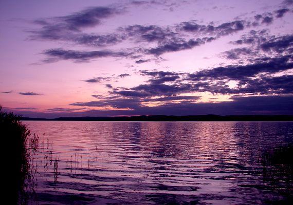 Képeken a 8 leggyönyörűbb balatoni naplemente | femina.hu