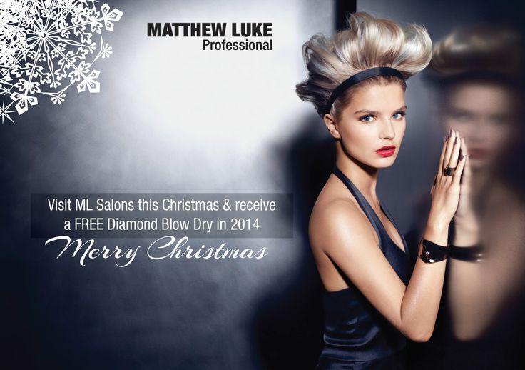 Christmas at ML Salons