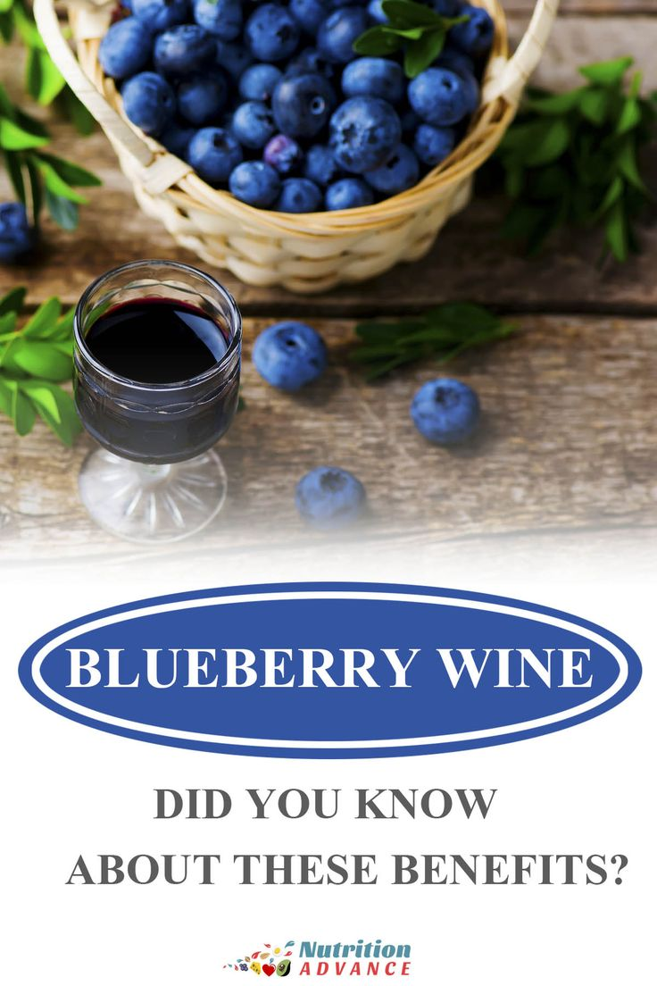Blueberry Wine: A Complete Guide. Everything about the positives (and negatives), nutrients, and polyphenols. How does it compare to red? via @nutradvance
