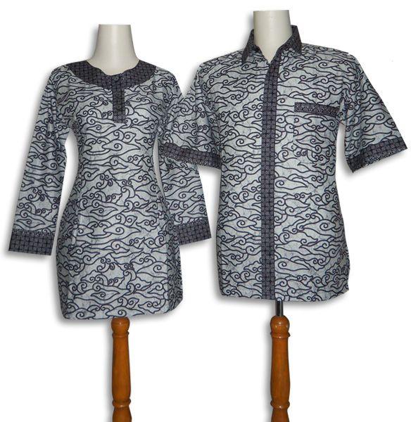 Batik Sarimbit Murah Berkualitasm. Bahan batik katun Primis. Kode : SMA2