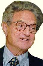 Джордж Сорос (George Soros) (настоящее имя Дьордь Шорош) — легендарный американский бизнесмен, финансовый гений, филантроп и мыслитель, прославился своей благотворительной деятельностью во всем мире - http://to-name.ru/biography/dzhordzh-soros.htm