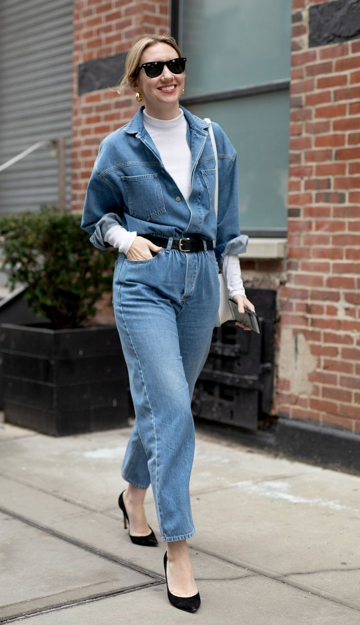 The Spring Trend Everyone Wore at Fashion Week Is Only $42