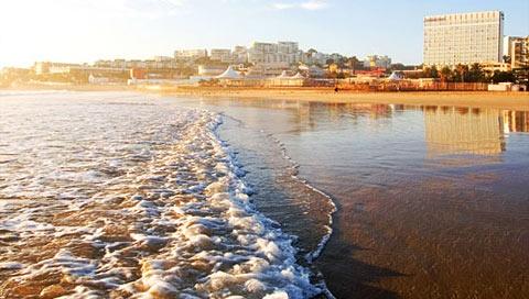 Kings Beach in Port Elizabeth.