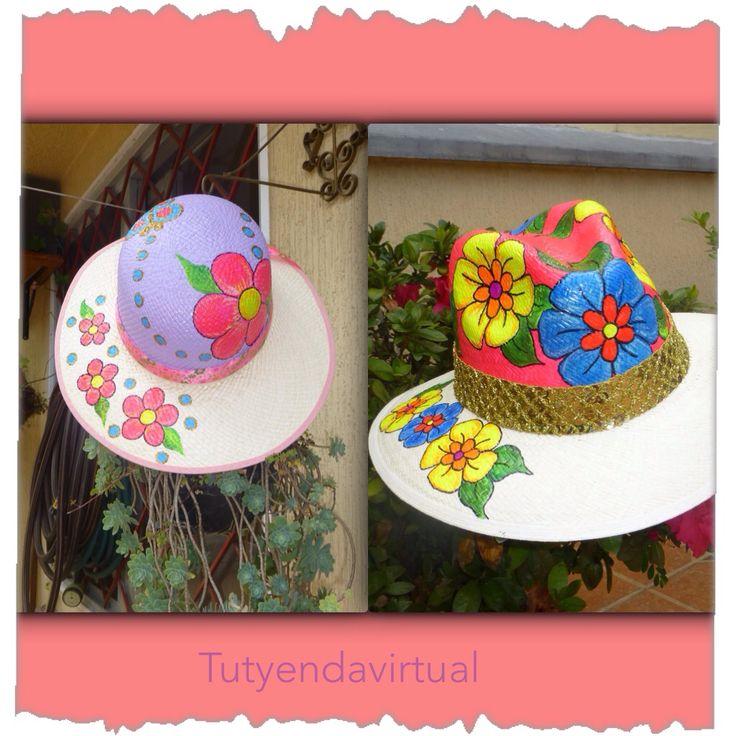 """La magia de los sombreros, un genial accesorio para complementar un buen """"look""""."""
