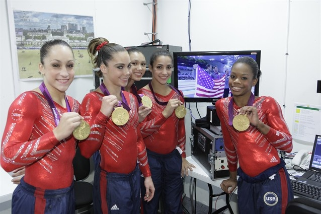 Olympic Bling: Team USA Medal Winners - Slideshows | NBC Olympics