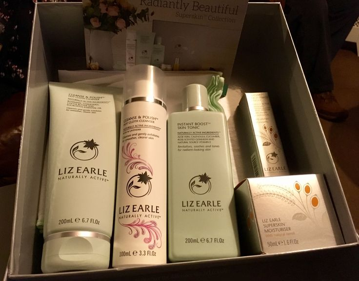 Love Liz Earle ... Preordered today's QVC TSV and it arrived today  Looking forward to trying the Rose & Lavender fragrance