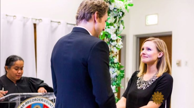 Kristen Bell Shared Photos From Her Wedding To Dax Shepard That Will Make Your Heart Explode
