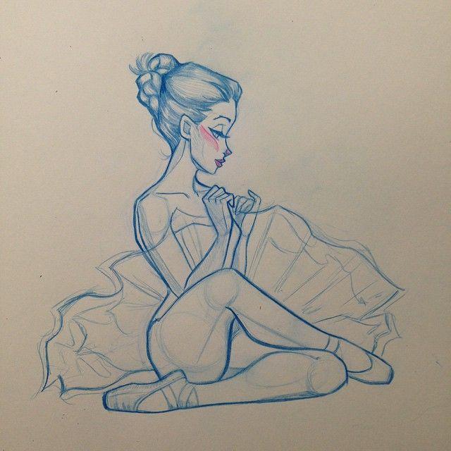 Ballerina by Nicole Garber