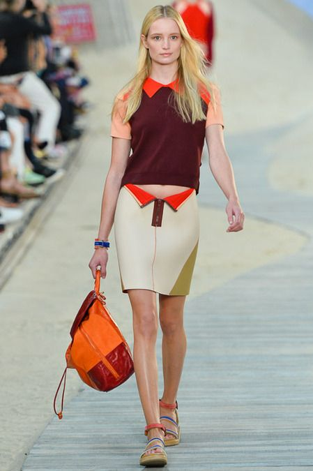 Tommy Hilfiger Spring 2014 Ready-to-Wear Collection Slideshow on Style.com