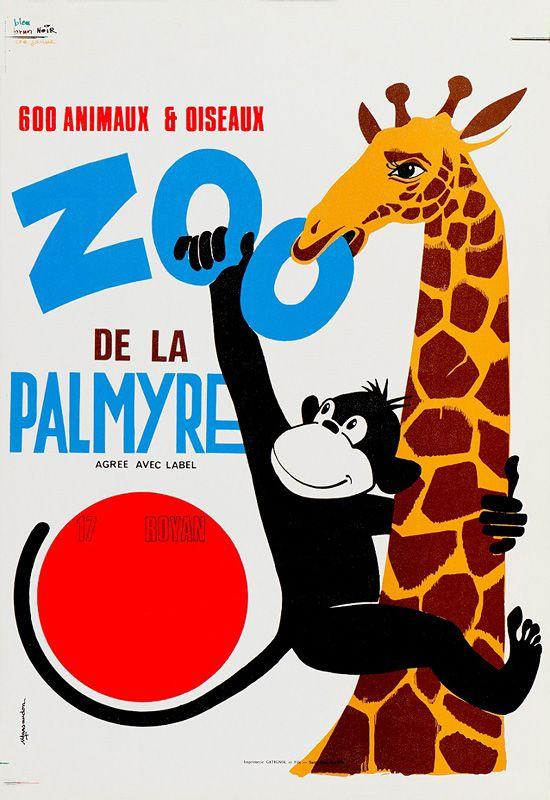 Nadu Marsaudon - zoo de La Palmyre