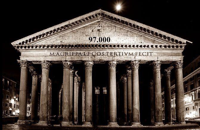 Ti amo...... Roma!!