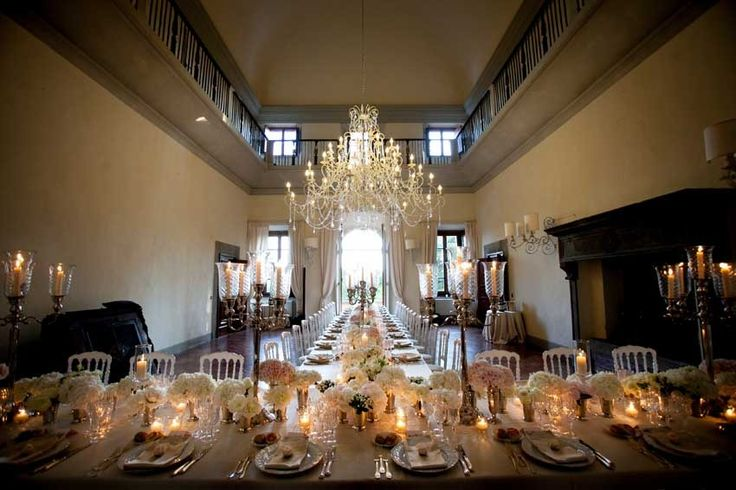 Villa Ulignano in San Gimignano, Tuscany Weddings