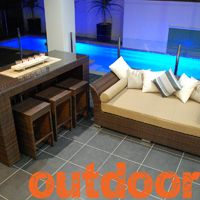The Furniture Shack - has a range of outdoor furniture that suits all weather and can be left outdoors all year round.