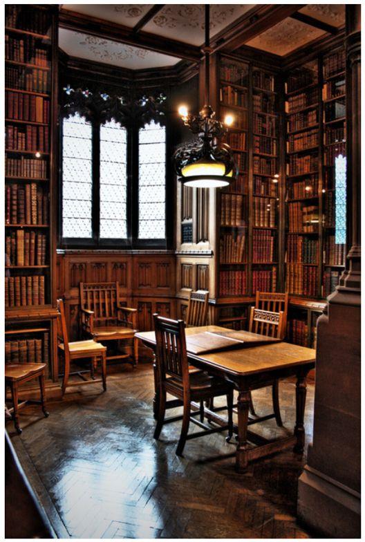 John Rylands Library, Manchester, England  http://sunnydaypublishing.com/books/