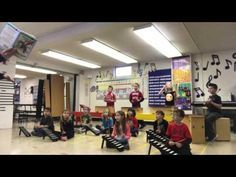 ♩♩♫♩Musical Musings with Mrs. Lukow ♫♩♫♩: Nikki Upstairs and Down - AC East 2nd grade - 2017...