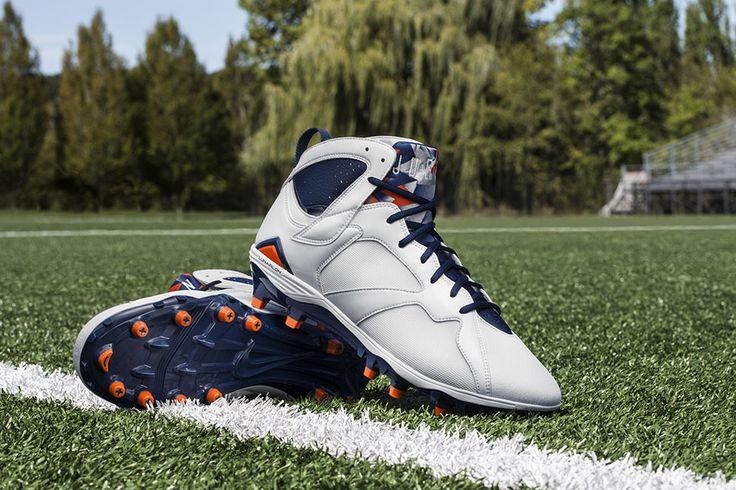 Jordan Brand Player Exclusives Air Jordan 7 Cleat for NFL 2015 Season - EU Kicks: Sneaker Magazine