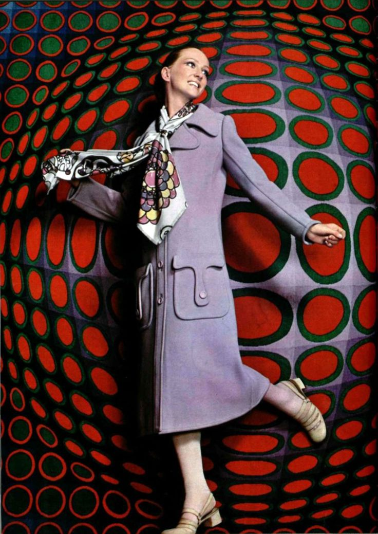 1970's fashion - ungaro