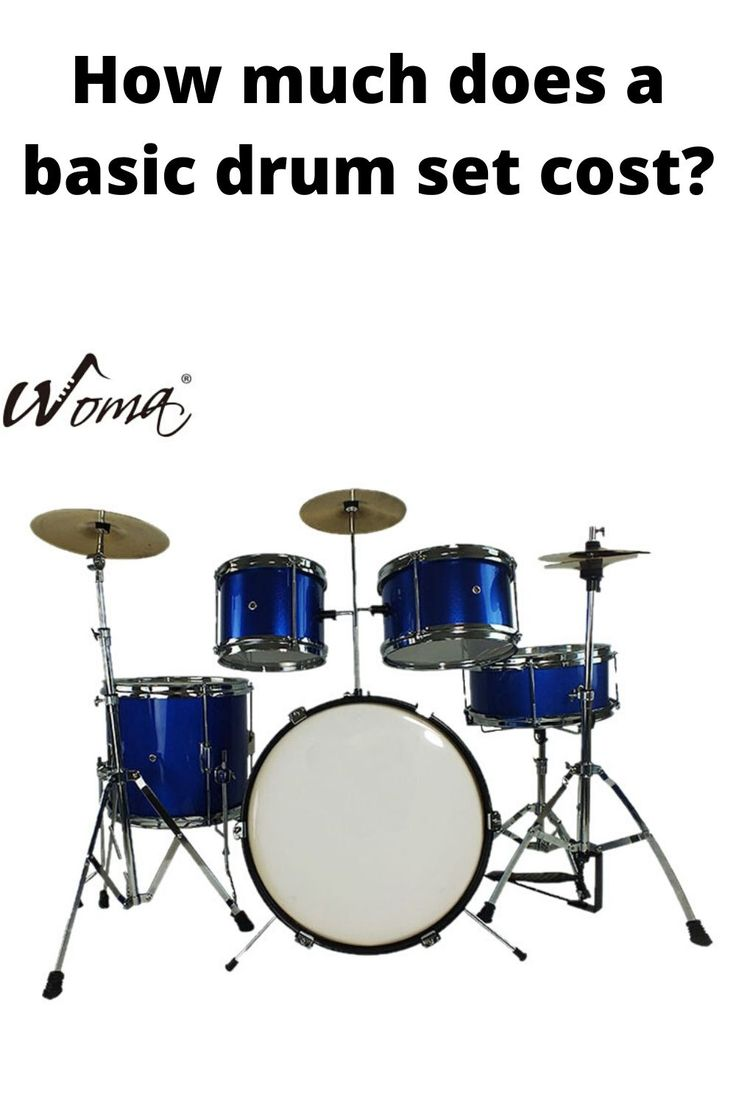 How much does a basic drum set cost? in 2020 Drums