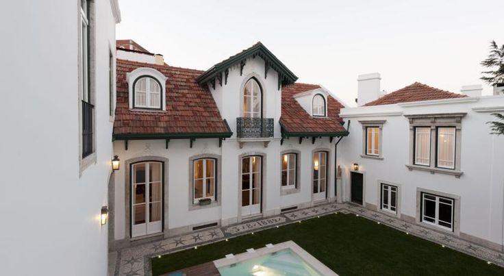 25 Boutique Hotels in Lisbon | 25 Hotéis de Charme em Lisboa