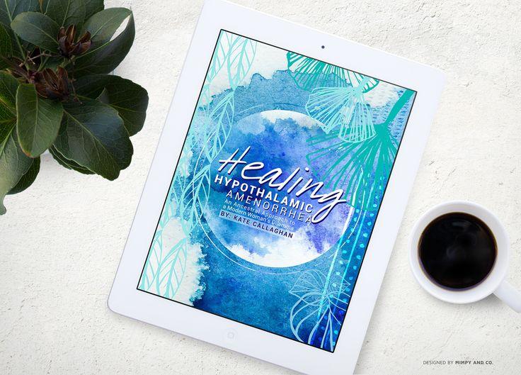 Ebook Design / Healthy living / Ebook layout / Graphic Design / Design / mimpyandco.com