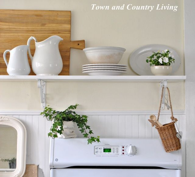 Town country 2004 limited americana decor