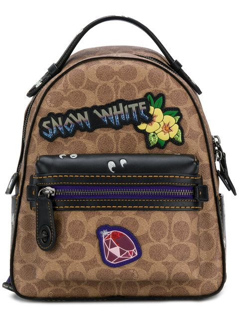 f3b8cfec464 Coach Snow White backpack