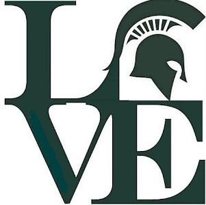 Michigan State University. LOVE!