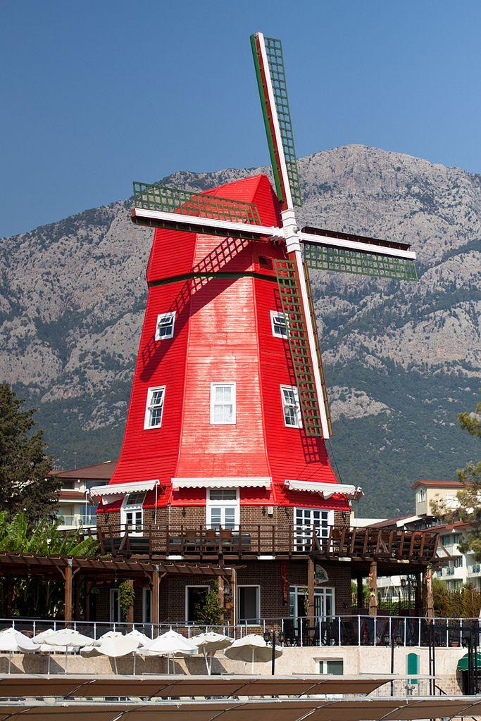#Windmill - #MOLINOS DE VIENTO.. http://dennisharper.lnf.com/                                                                                                                                                      More